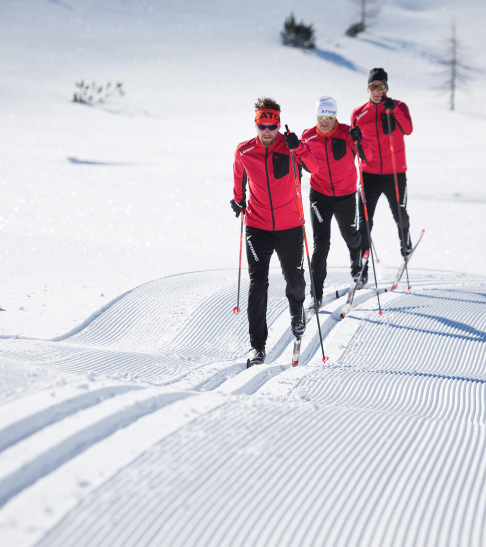 Langlaufen in Obertauern (c) Tourismusverein Obertauern
