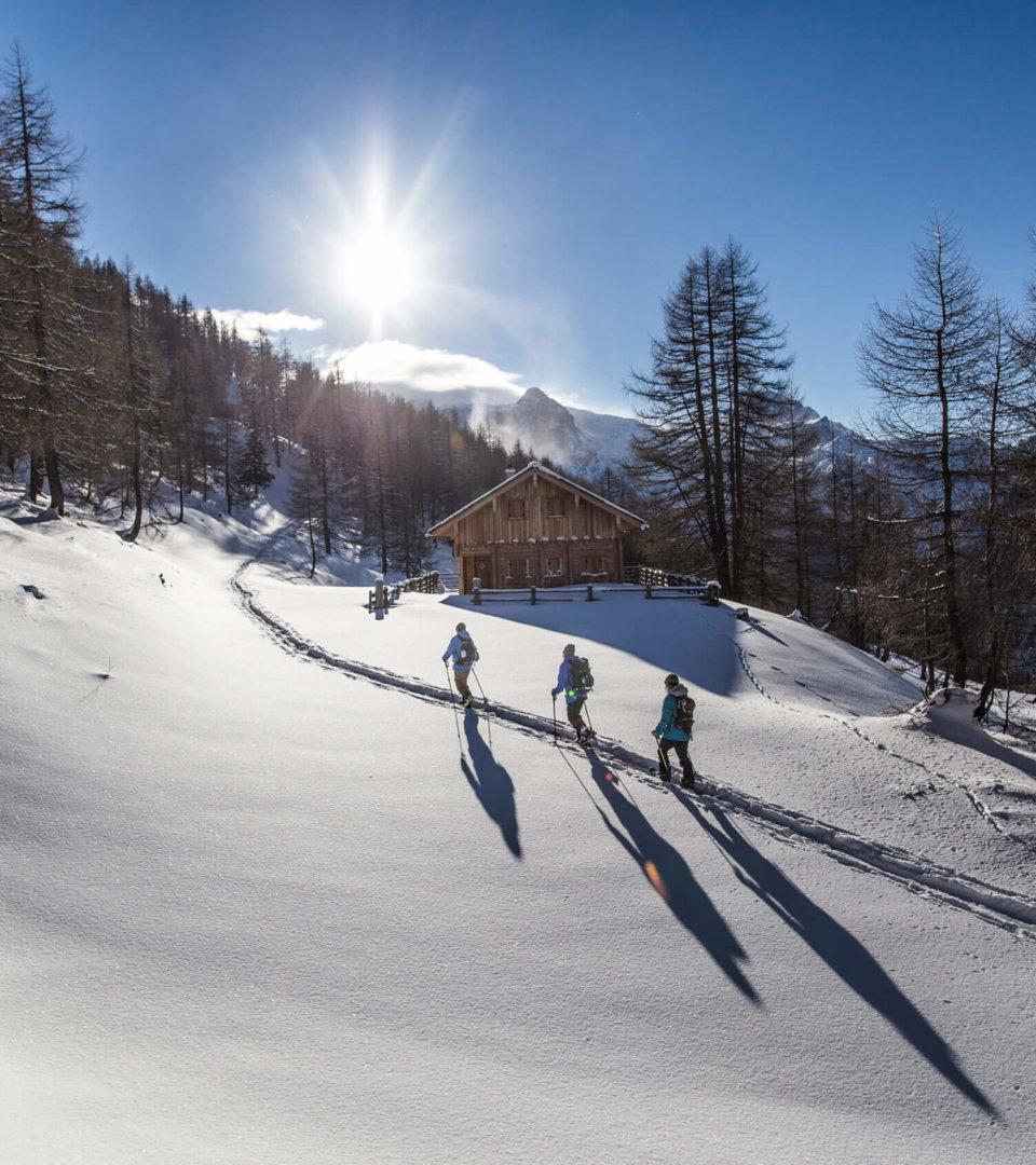 Skitouren im Hotel Schneider, Obertauern (c) Tourismusverband Obertauern