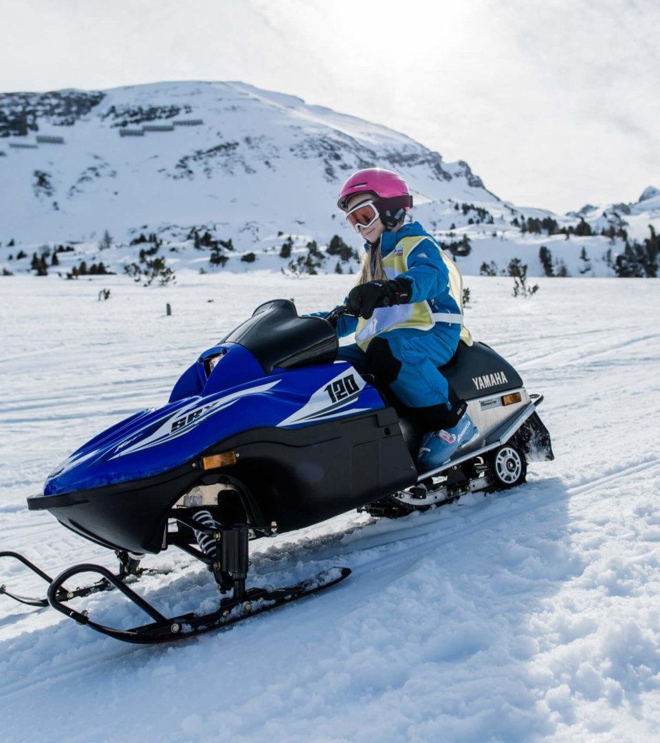 Mini Ski Doo