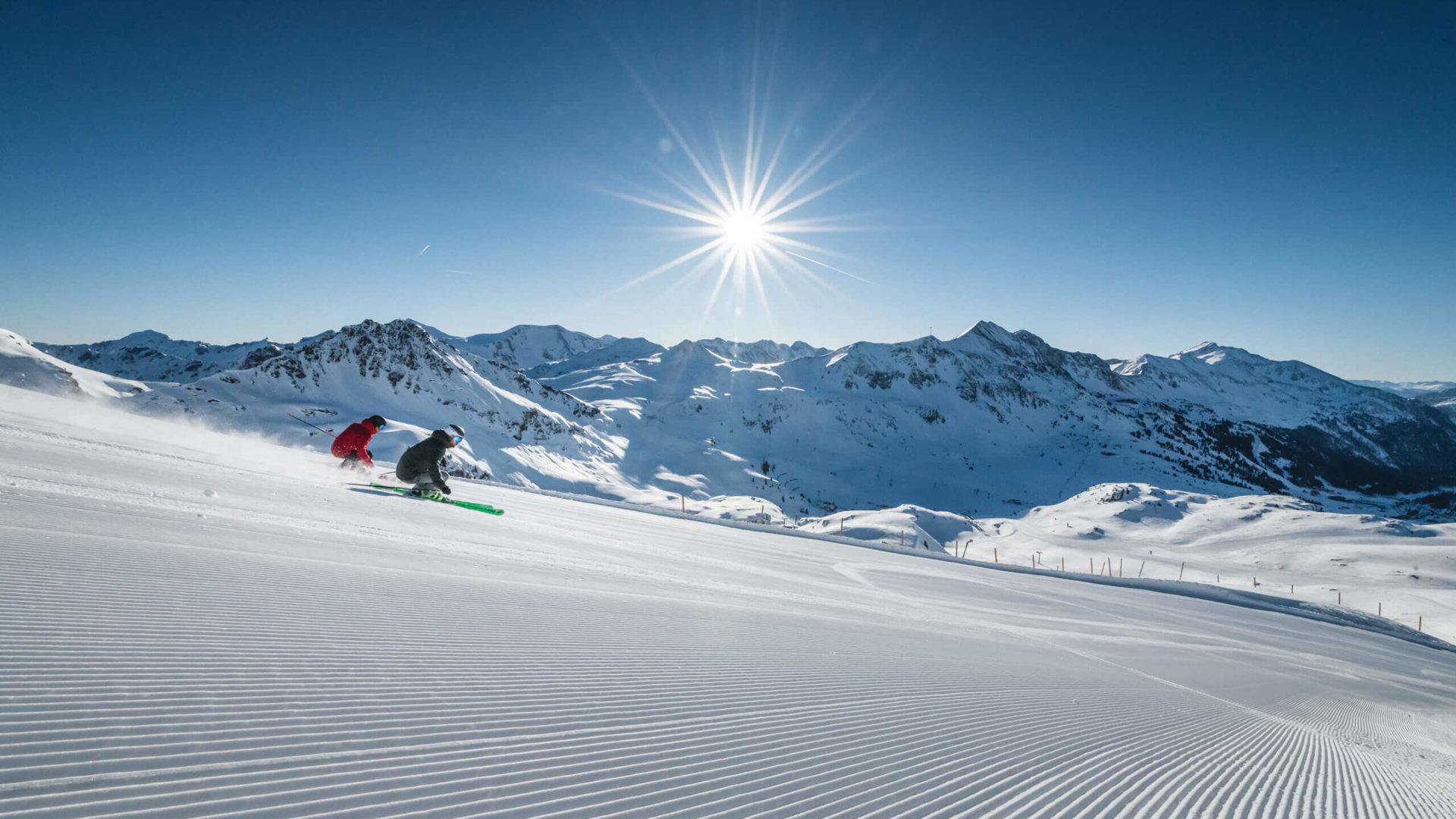 Hotel Schneider, Skigebiet Obertauern (c) Tourismusverband Obertauern