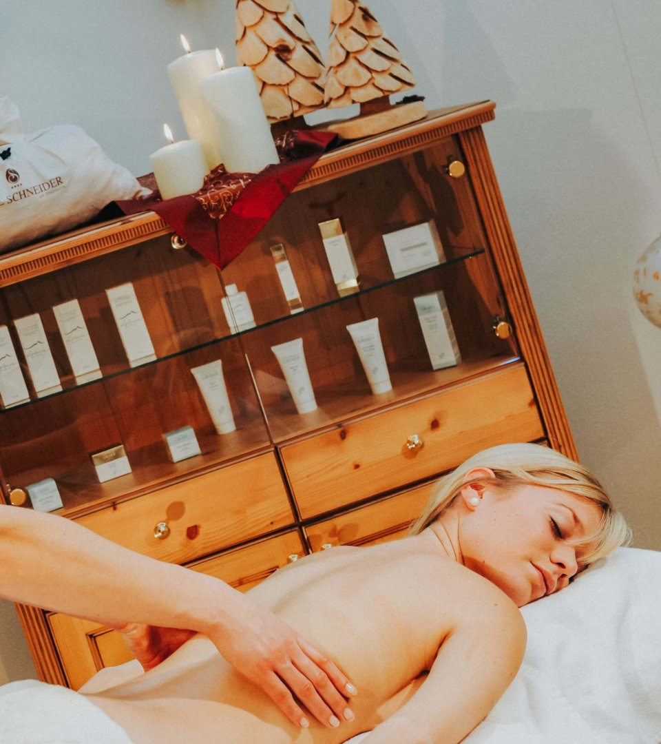 Massage Hotel Schneider Obertauern